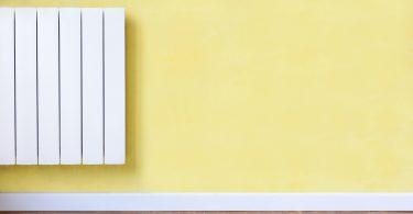 radiateur electrique a intertie